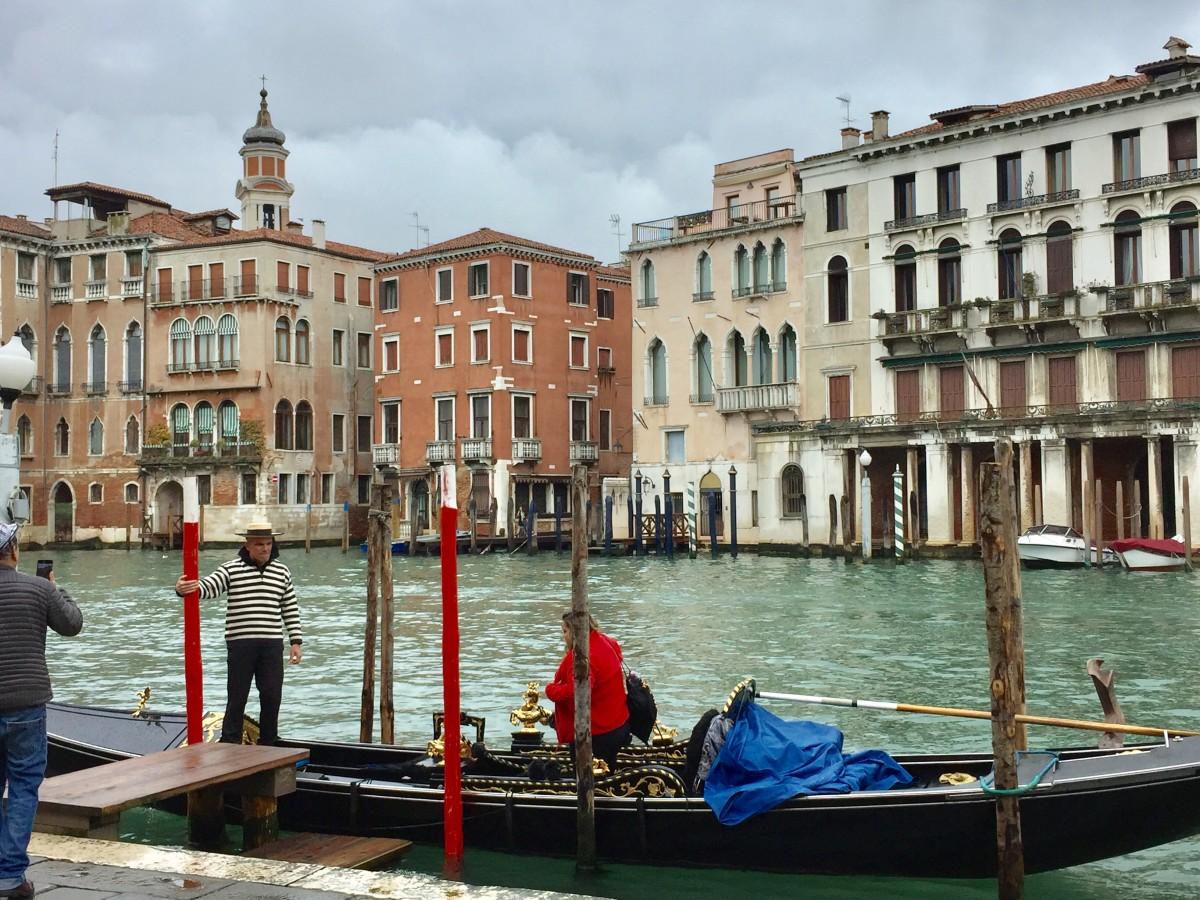 Venice Grande Canal
