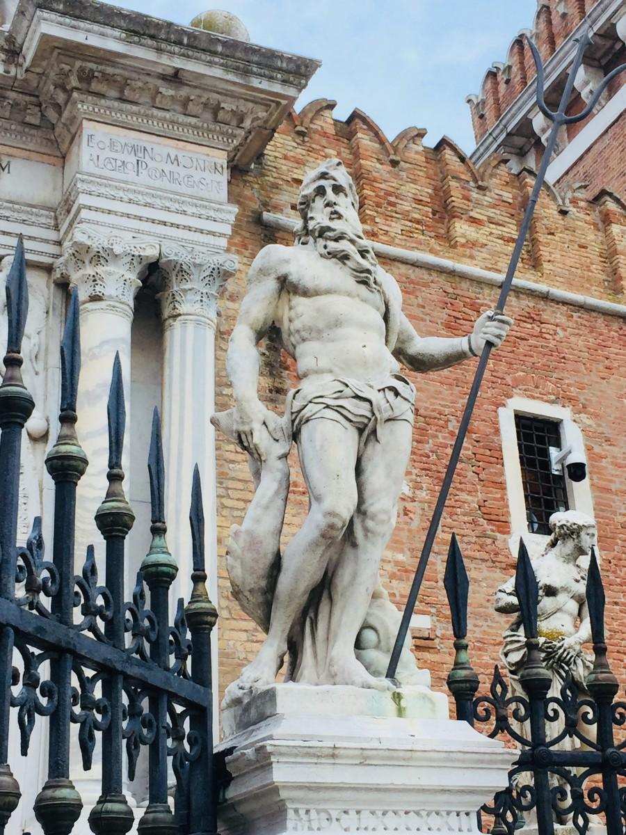 Venice god